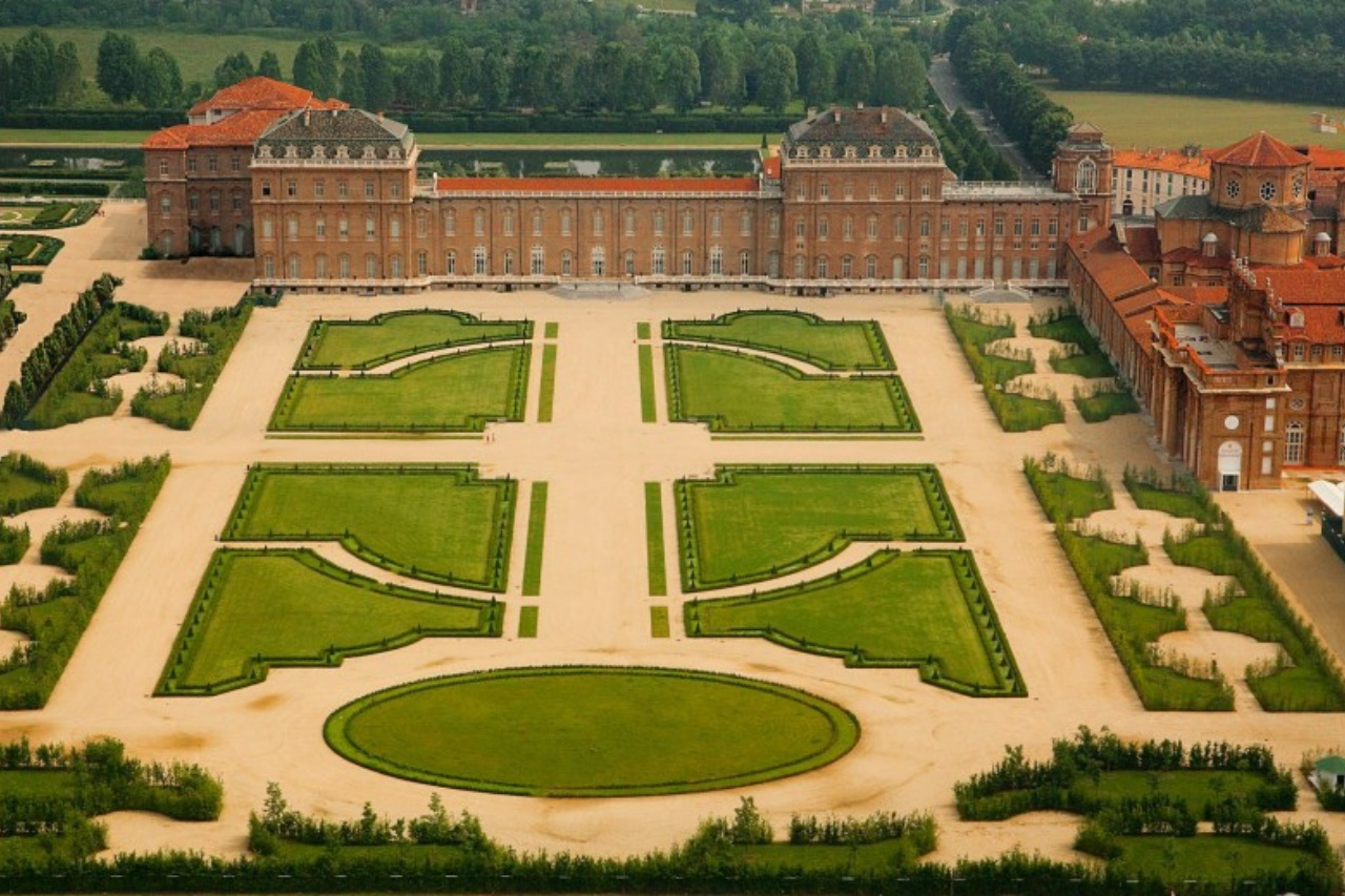 The Palace of Venaria